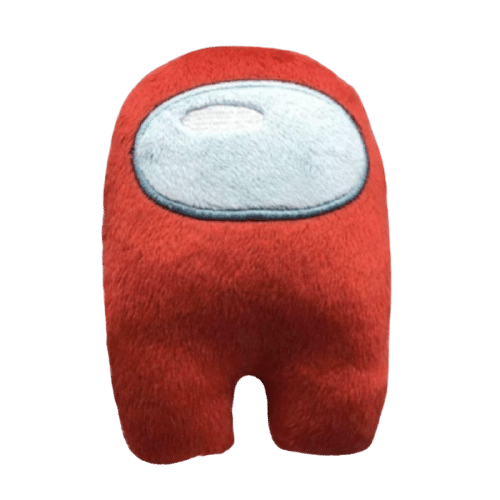 Rood Among Us knuffel kopen