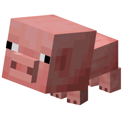 Minecraft pig knuffel kopen