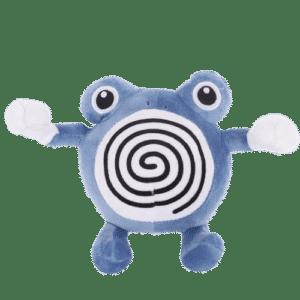 Pokemon Poliwhirl knuffel kopen