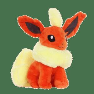 Pokemon Flareon knuffel kopen