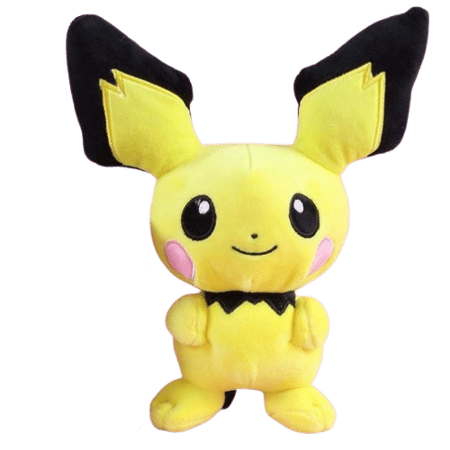 Pokemon Pichu knuffel kopen