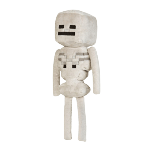 Minecraft skeleton knuffel kopen