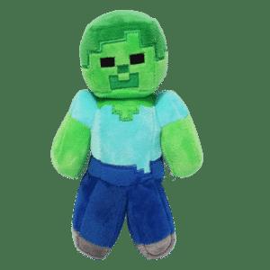 Minecraft zombie knuffel kopen