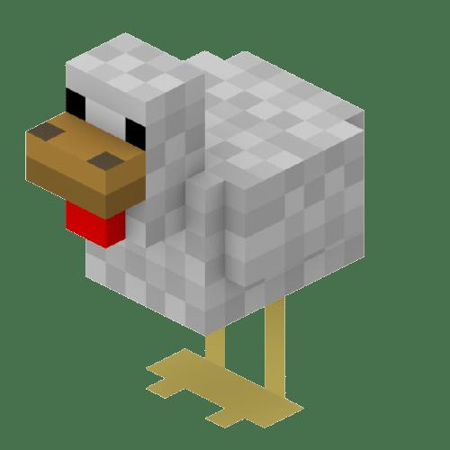 Minecraft kip kopen