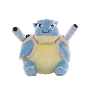 Pokemon Blastoise knuffel kopen