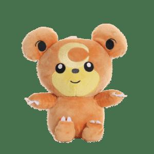 Pokemon Teddiursa knuffel kopen