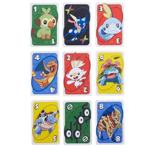 Pokémon spelletje