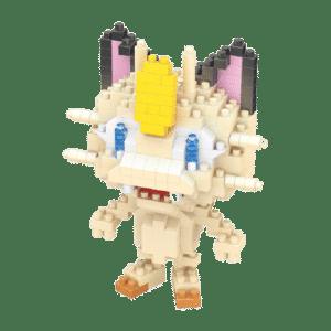 Meowth Pokémon Nanoblock