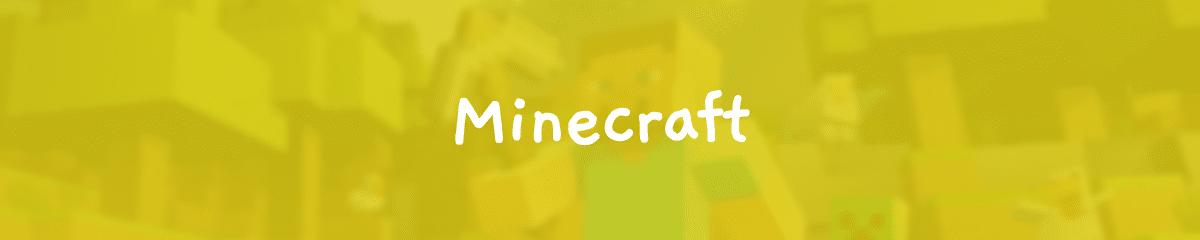 Minecraft knuffels kopen