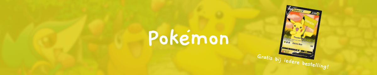 Pokemon knuffels kopen
